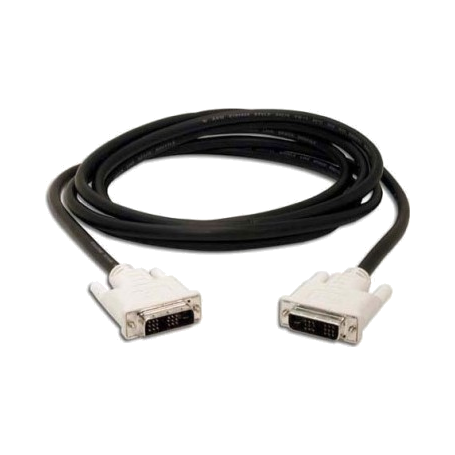 Monitor kabel DV-I Single Link 1.8 meter zwart