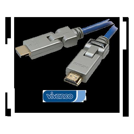 Vivanco - High Speed flexibel HDMI kabel - 3.0 m
