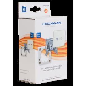 Hirschmann CATV wandcontactdoos
